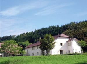 Atelier « Écriture Contemporaines » dans le jura à SIROD, à 40 km de Lons Le Saunier.