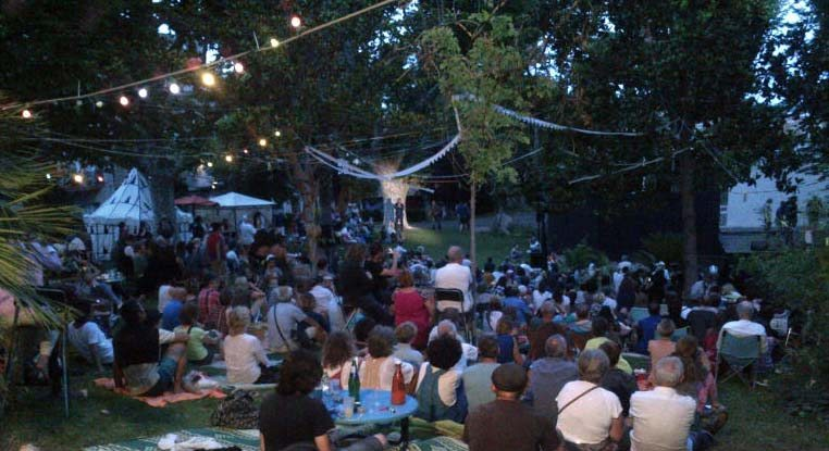 Ateliers Prose Poétique dans le cadre du festival Voix Vives de Méditerranée