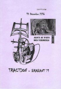 Revue Traction Brabant n°71