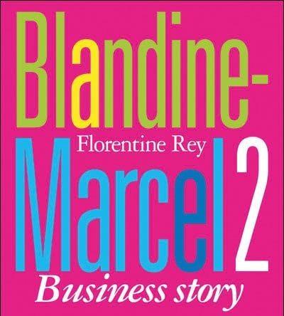 Florentine Rey - Couverture livre Blandine-Marcel 2
