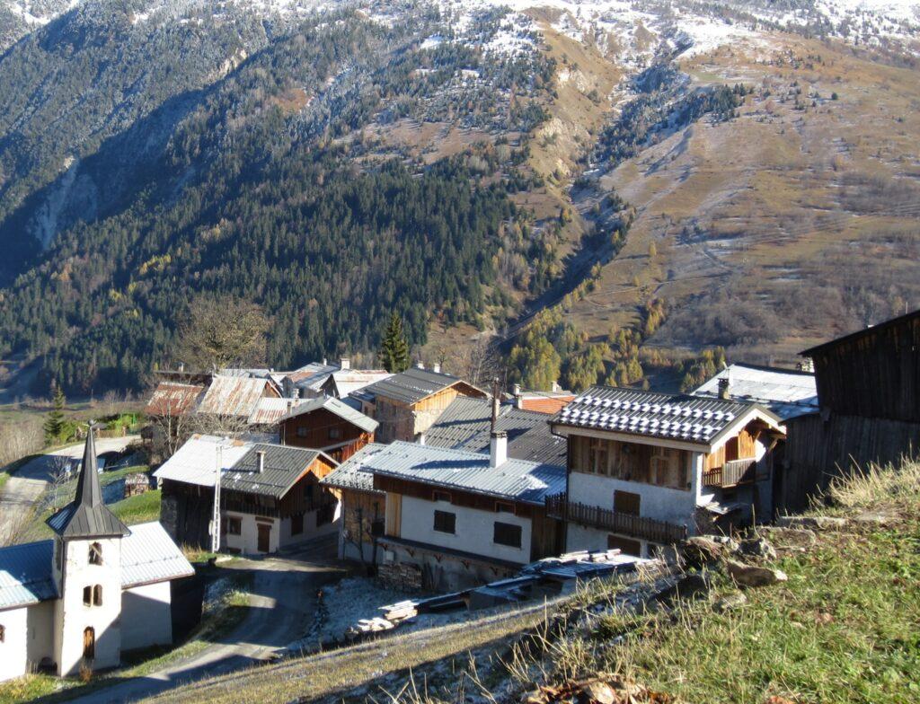 Village de Deux-Nants, atelier Cormo