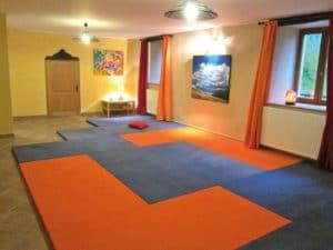 Stage Cormo «écriture, yoga et sessions dansées» sur le thème du Féminin