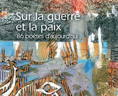 """Florentine Rey - Revue Bacchanales n°51, Novembre 2014 - """"Sur la guerre et la paix"""" - 86 poètes d'aujourd'hui"""