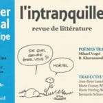 Revue l'intranquille n°6 mai 2013
