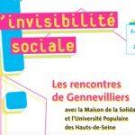 Performances et lectures – L'invisibilité sociale à Gennevilliers