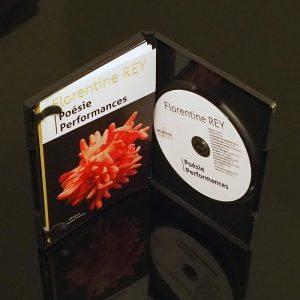 Intérieur du coffret DVD