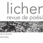 Revue Lichen n°10