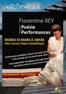 Pôle Culturel l'OPSIS - Florentine Rey