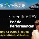 Performances à l'Opsis à Roche-la-Molière