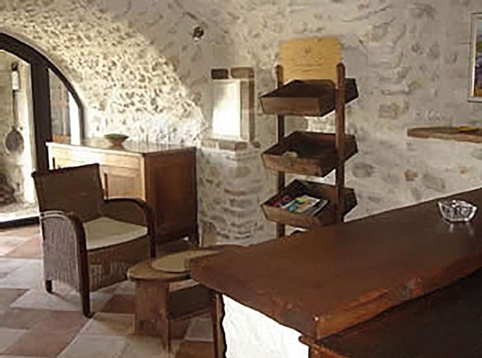Stage écritures contemporaines dans les Cévennes - Le salon