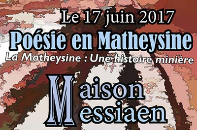 Poésie en Matheysine - Maison Messian