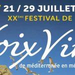 Ateliers Prose Poétique Festival Voix Vives à Sète