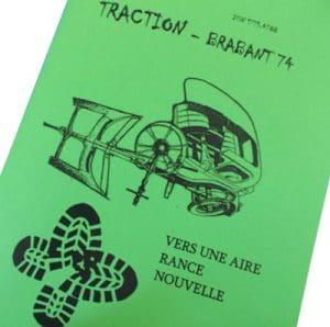 Traction - Brabant numéro 74 - Une