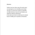 Je danse encore après minuit - Éditions Gros Textes - Mémoire