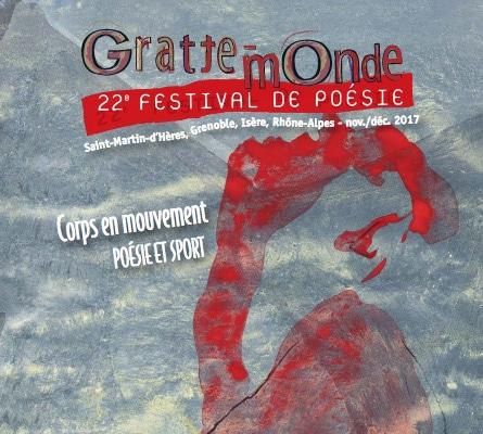 """""""Gratte-Monde"""" :22ème festival de poésie"""