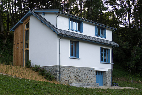 Résidence d'écriture à la maison Olivier Messiaen