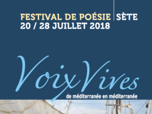 Festival de Poésie Voix Vives - Sète
