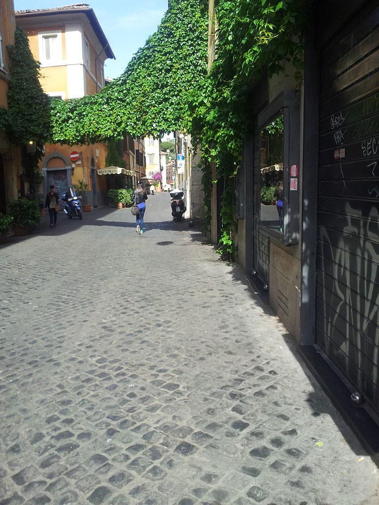 Rome - Quartier Trastevere