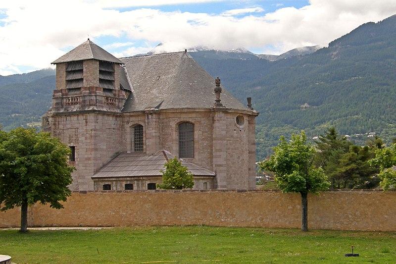 Fort Mont-Dauphin
