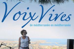 Affiche Festival Voix vives de Méditerranée 2019