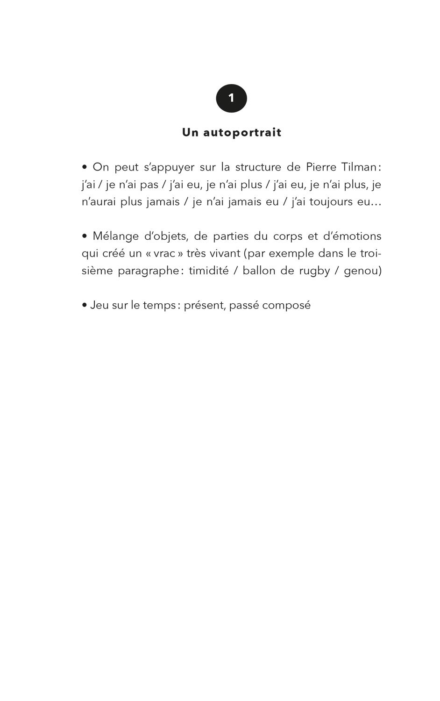 """Extrait du recueil """"Désir d'écrire ?"""" - Page 6"""